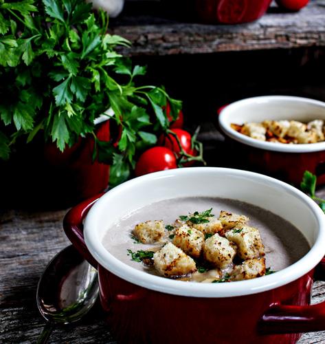 Krem juha od šampinjona
