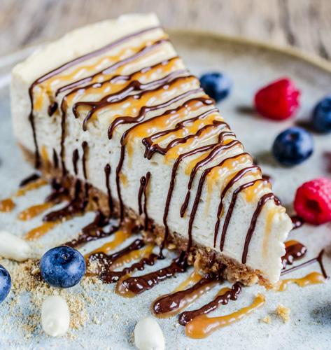 Kikiriki cheesecake