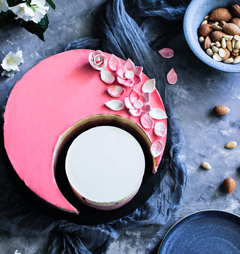 Malinisima torta