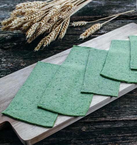 Zeleno tijesto za lasagne