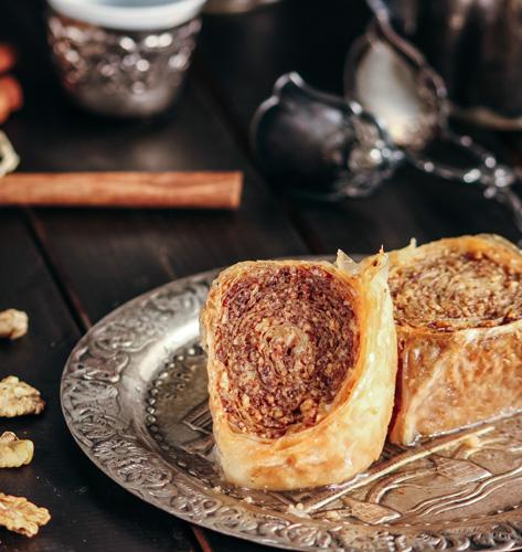 Grčka baklava – saragli