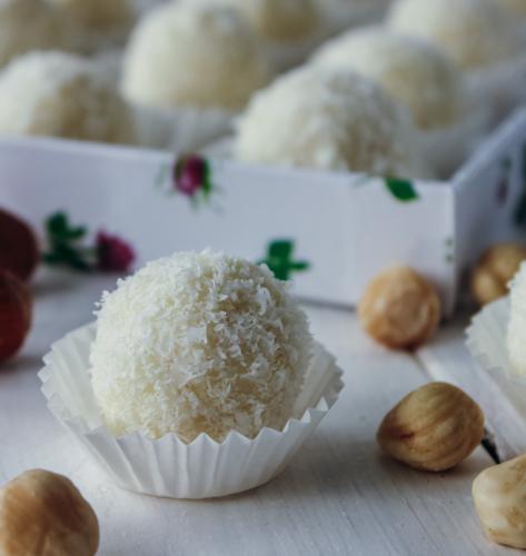 Kuglice s kokosom