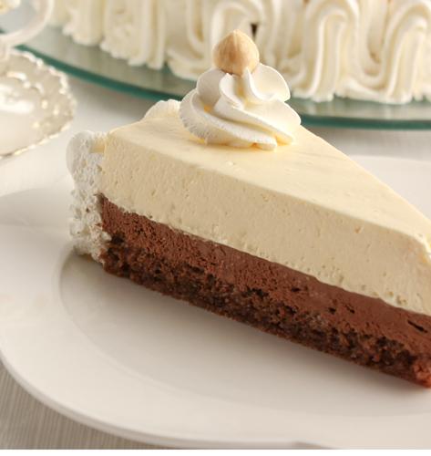 Lješnjak parfe torta