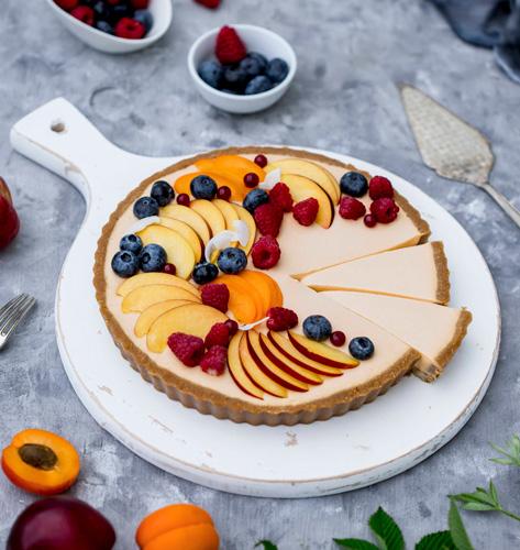 Marelica tart