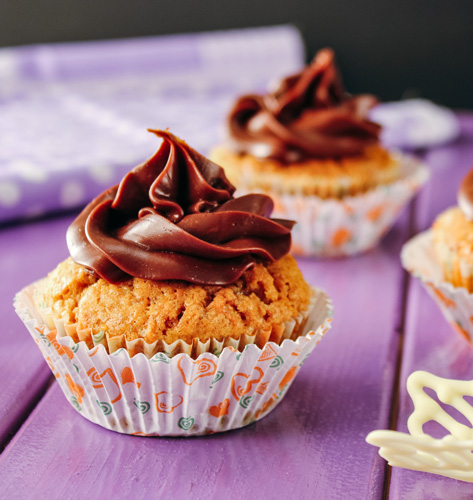 Muffini s mrkvom