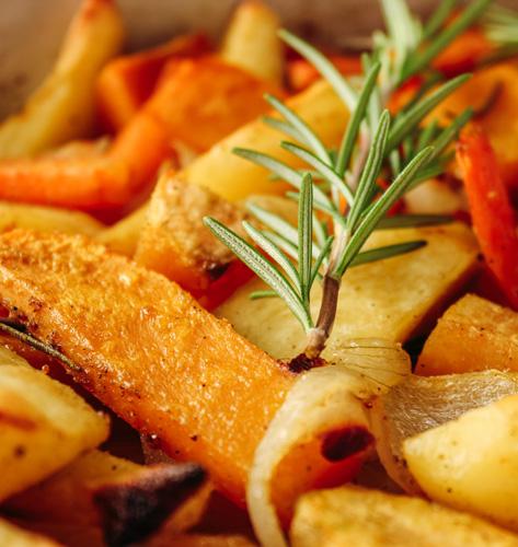 Povrće iz pećnice