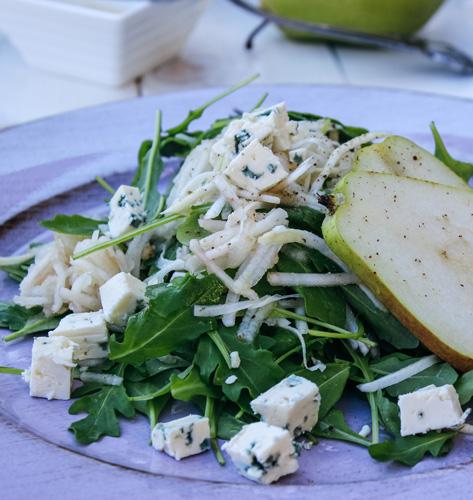 Salata s čičokom