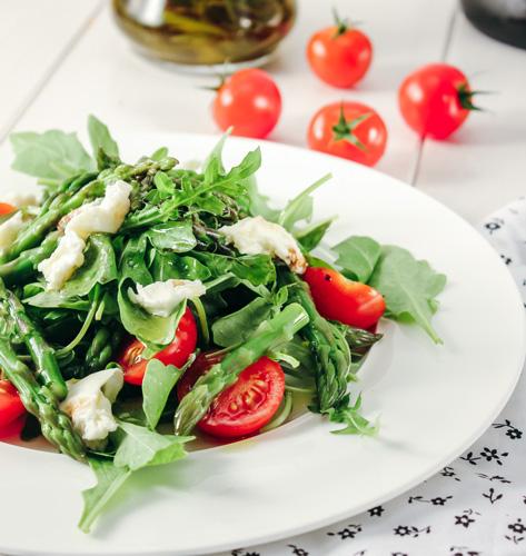 Salata sa šparogama