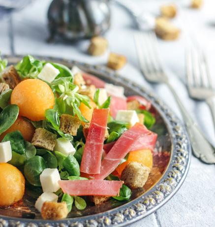 Vesela ljetna salata
