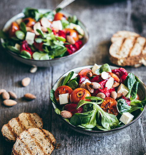 Badem salata