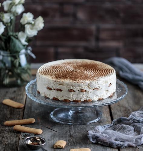Plazma tiramisu torta