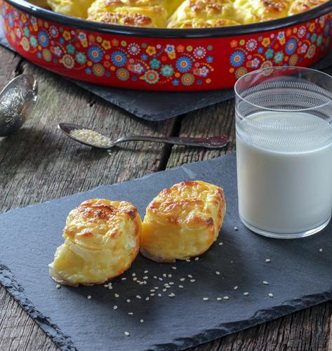 Savijače sa sirom
