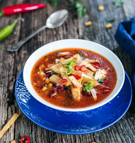 Meksička juha